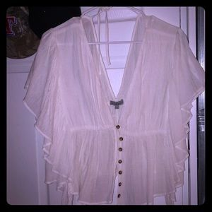 Brand new !! Never worn white blouse